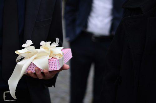 Cadeau bruiloft